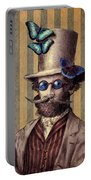 Dr. Popinjay Portable Battery Charger by Eric Fan