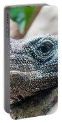 Dragon Lizzard Portrait Closeup Portable Battery Charger