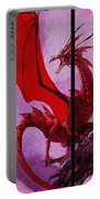 Dragon Power-featured In Comfortable Art Group Portable Battery Charger