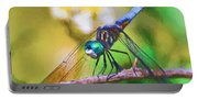 Dragonfly Art - A Thorny Situation Portable Battery Charger