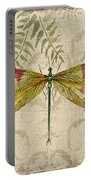 Dragonfly Daydreams-a Portable Battery Charger