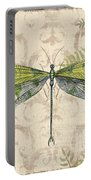 Dragonfly Daydreams-c Portable Battery Charger