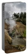 Dragon's Mouth Spring - Yellowstone Portable Battery Charger