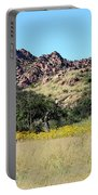 Dragoon Mountains Portable Battery Charger