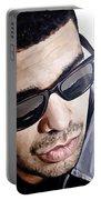 Drake Artwork 1 Portable Battery Charger