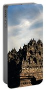 Dramatic Ancient Borobudur  Portable Battery Charger