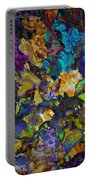 Dramatic Blooms 01 Portable Battery Charger