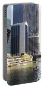Draw Bridges Of Chicago Portable Battery Charger