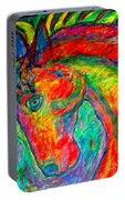 Dream Horse Portable Battery Charger