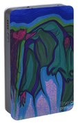 Dream In Color 1 By Jrr Portable Battery Charger