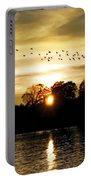 Dream Of A Sunset Portable Battery Charger