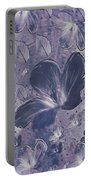 Dream On In Purple Portable Battery Charger