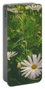 Dreaming Of Daisies Portable Battery Charger