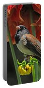Dreams Of Autumn Portable Battery Charger
