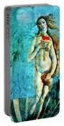 Dreams Of Venus Portable Battery Charger