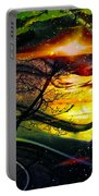 Dreamtime Portable Battery Charger by Linda Sannuti