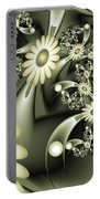 Dreamy Flower Garden II Portable Battery Charger