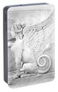 Dreamy Sphinx Portable Battery Charger