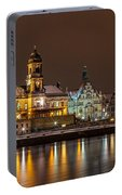 Dresden The Capital Of Saxony I Portable Battery Charger