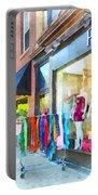 Hoboken Nj Dress Shop Portable Battery Charger