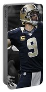Drew Brees Portable Battery Charger