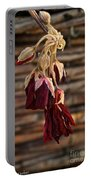 Dried Floral Portable Battery Charger
