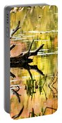 Drift Wood Reflections Portable Battery Charger