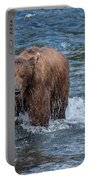 Dripping Grizzly Portable Battery Charger