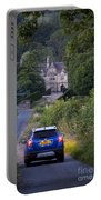 Driving To Manor House Portable Battery Charger