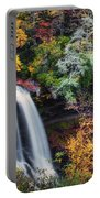 Dry Falls In Autumn Portable Battery Charger