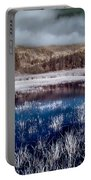 Dry Lagoon Blues Portable Battery Charger