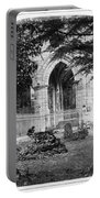 Dryburgh Abbey, 1866 Portable Battery Charger
