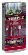 Dublin Ireland - The Temple Bar Portable Battery Charger