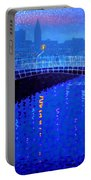 Dublin Starry Nights Portable Battery Charger