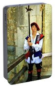 Dubrovnik Guard Portable Battery Charger
