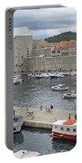 Dubrovnik Old Harbour Portable Battery Charger