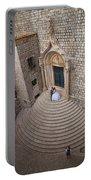 Dubrovnik Wedding Portrait Portable Battery Charger