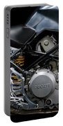 Ducati Monster Cafe Racer Engine Portable Battery Charger