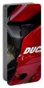 Ducati-unplugged V9 Portable Battery Charger