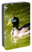 Duck In The Park Portable Battery Charger