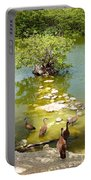 Duck Island Portable Battery Charger