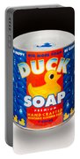 Duck Soap Portable Battery Charger