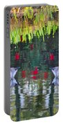 Duckland Pond Reflections Portable Battery Charger