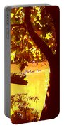 Ducks Swimming In The Distance Portable Battery Charger