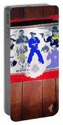 Duke Wayne Western Films Collage Casa Grande Arizona 2012 Portable Battery Charger