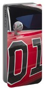 Dukes Of Hazard General Lee Portable Battery Charger