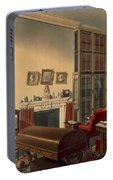 Dukes Own Room, Apsley House, By T. Boys Portable Battery Charger