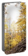 Dune Land Forest Portable Battery Charger