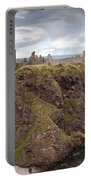 Dunnottar Castle Portable Battery Charger