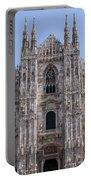 Duomo Di Milano Portable Battery Charger